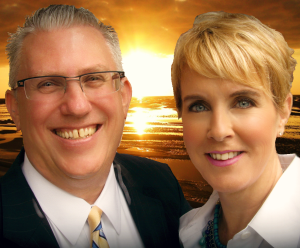 Pastor Leonard, and wife Susan Zohn