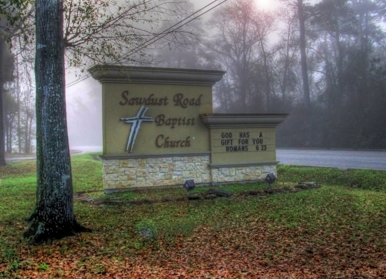 Sawdust Road Baptist Church